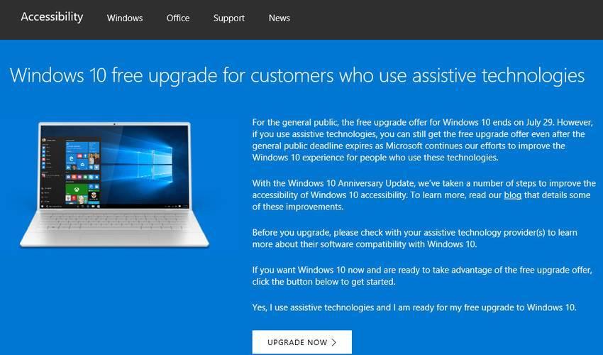 Windows 10 više nije besplatna nadogradnja! Ili jeste?