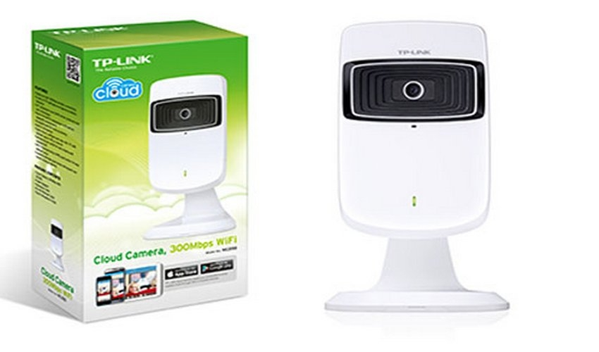TP-Link NC200 WiFi cloud camera