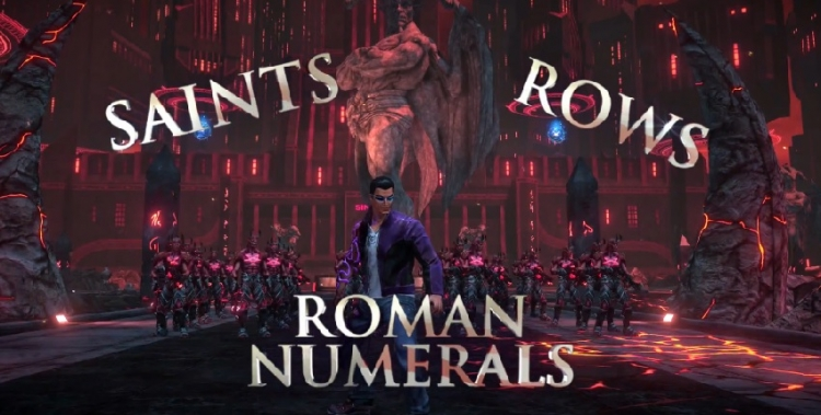 Vlad Tepeš i Shakespeare u Saints Row: Gat Out of Hell launch traileru