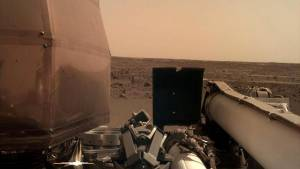 InSight sletio na Mars