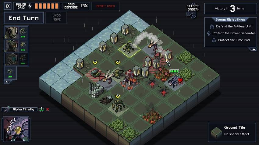 IGRALI SMO: Into the Breach