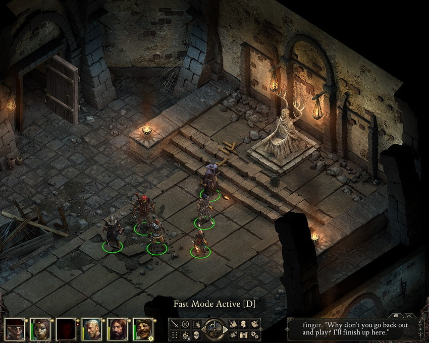IGRALI SMO: Pillars of Eternity