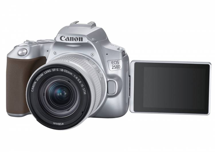 Canon predstavio novi entry-level DSLR EOS 250D