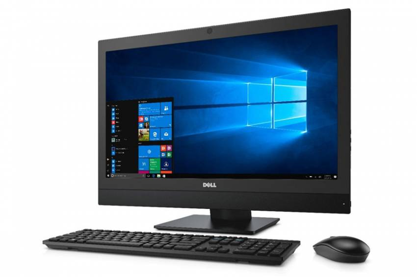 Dell OptiPlex 5250 AiO: strogo poslovno