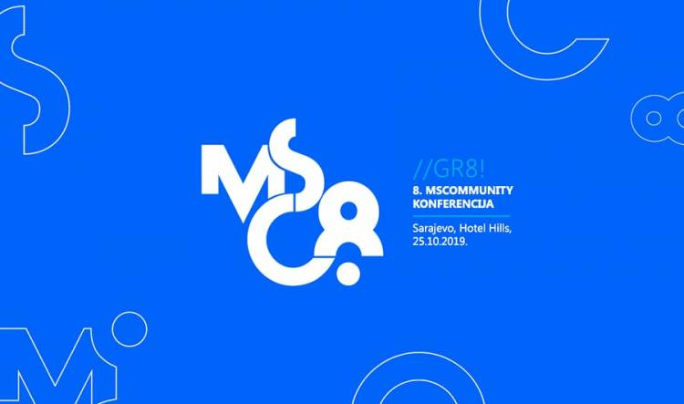 Save the date – 8. MSCommunity BiH konferencija
