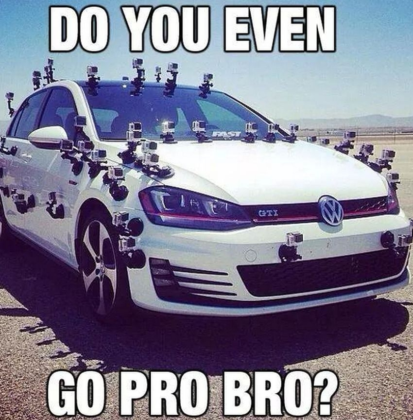 Do you Go Pro, Go Pro?