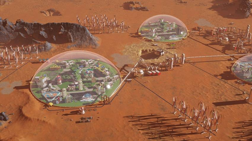 IGRALI SMO: Surviving Mars