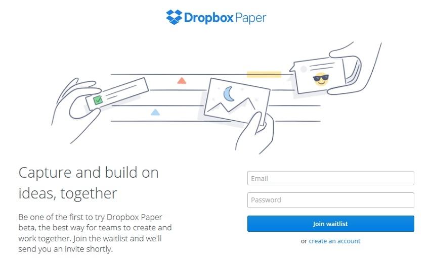 Dropbox predstavio Paper, svoj novi alat za kolaboraciju