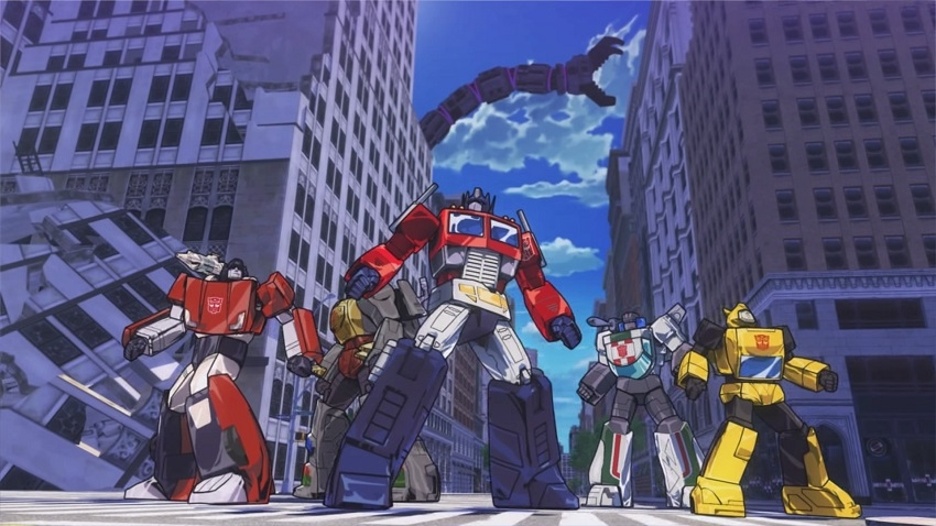 RECENZIJA: Transformers: Devastation