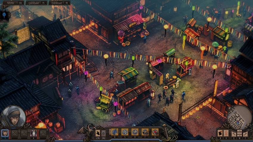 RECENZIJA: Shadow Tactics: Blades of the Shogun