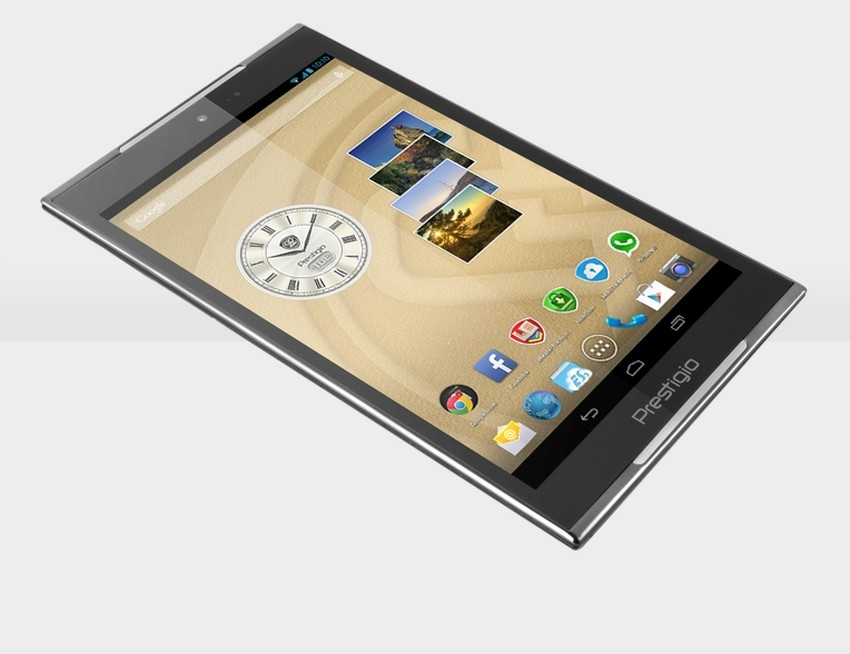 Test: Prestigio MultiPad Thunder 8.0i 3G tablet