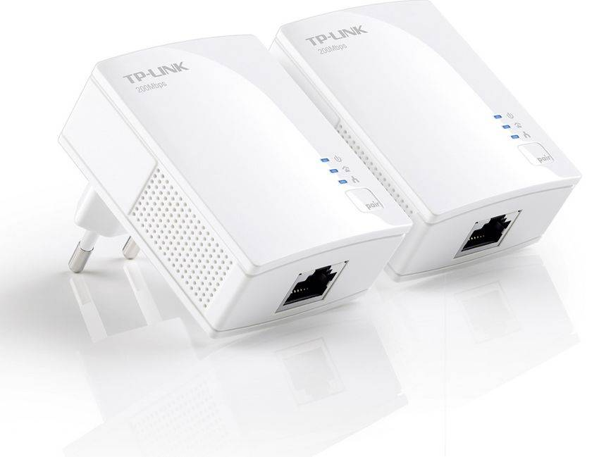 TP-Link TL-PA2010KIT AV200 Nano Powerline
