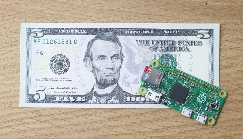 Pi Zero: novi Raspberry Pi računar koji košta svega 5 dolara