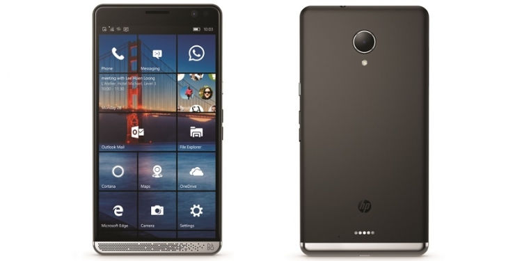 HP predstavio Windows 10 smartphone vrhunskih specifikacija