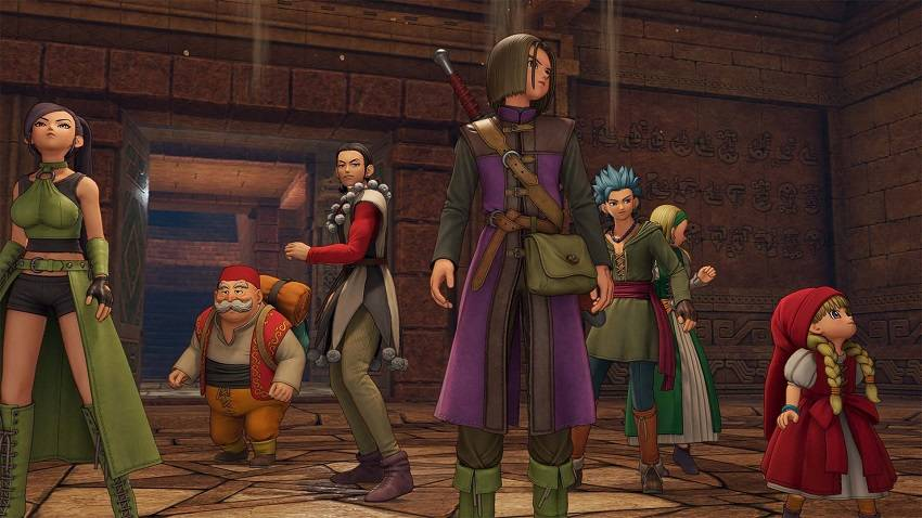 IGRALI SMO: Dragon Quest XI: Echoes of an Elusive Age