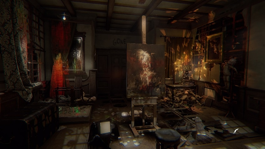 RECENZIJA: Layers of Fear