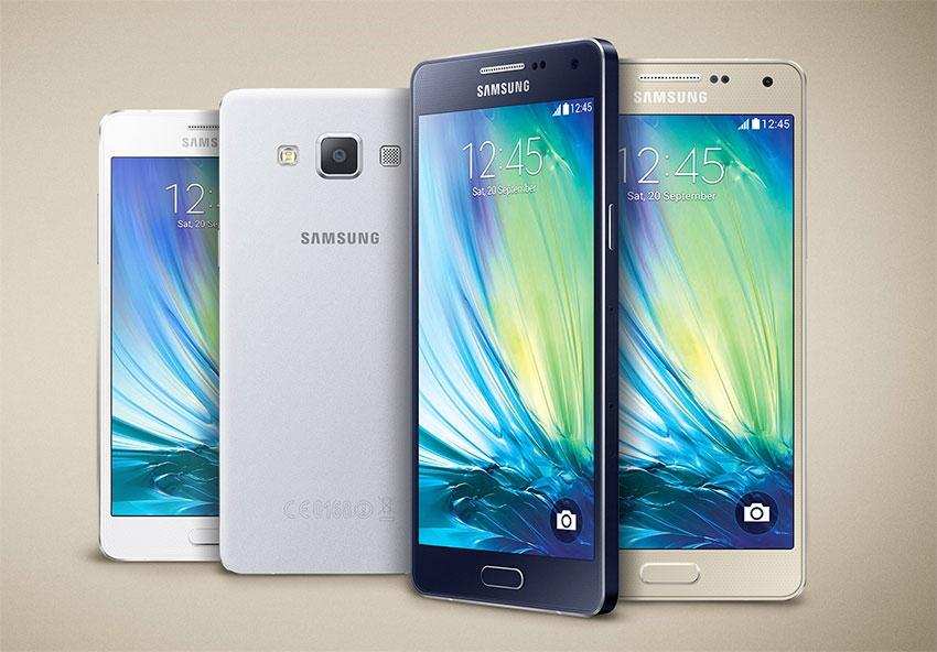 "Samsung Galaxy A5 - metal je ""in"""