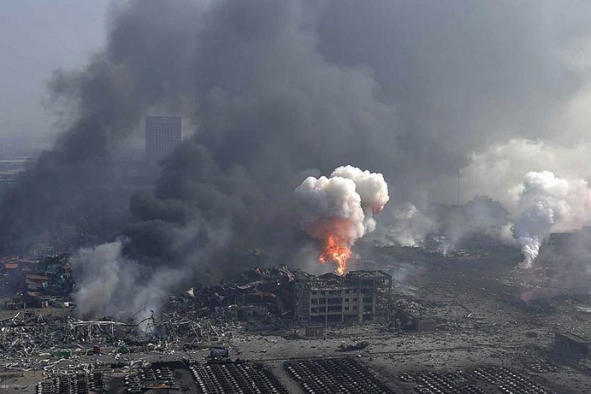 Kineski superkompjuter Tianhe-1A ugašen zbog eksplozije u Tianjinu