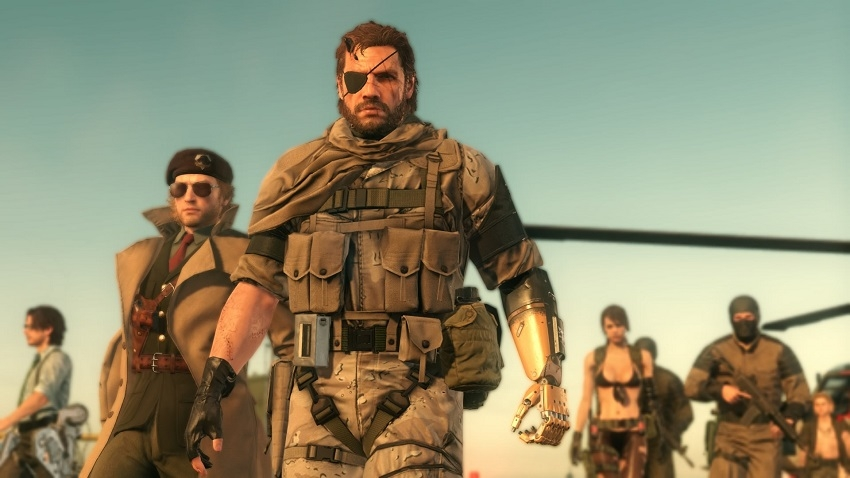 RECENZIJA: Metal Gear Solid V: The Phantom Pain
