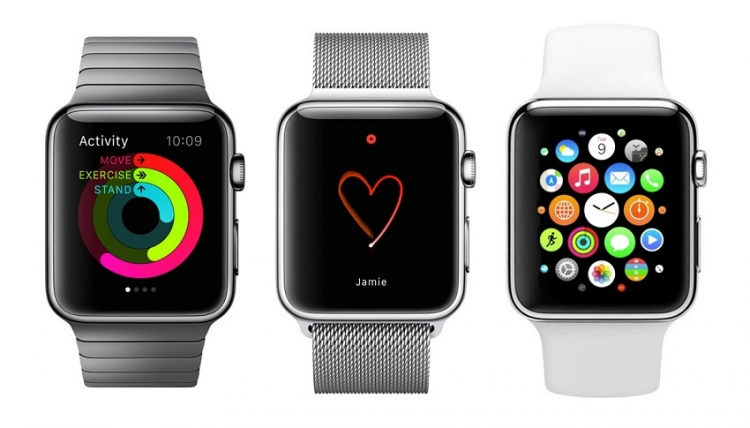 Apple Watch stiže u aprilu