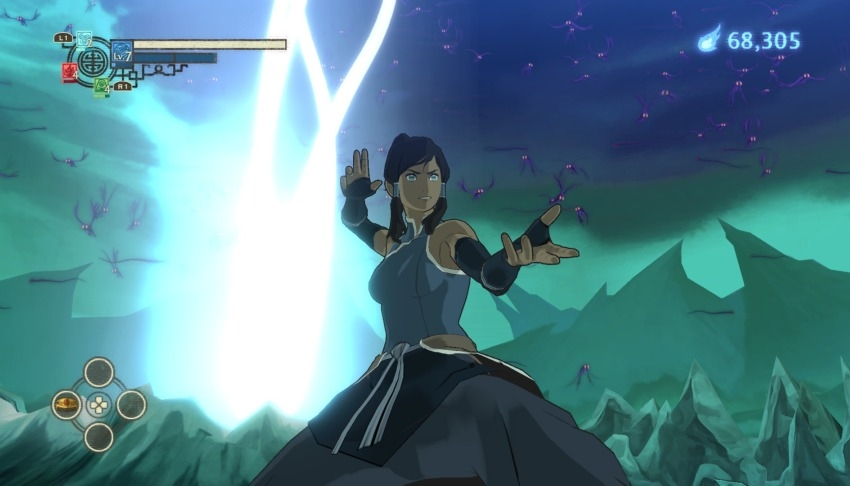 RECENZIJA IGRE: The Legend of Korra