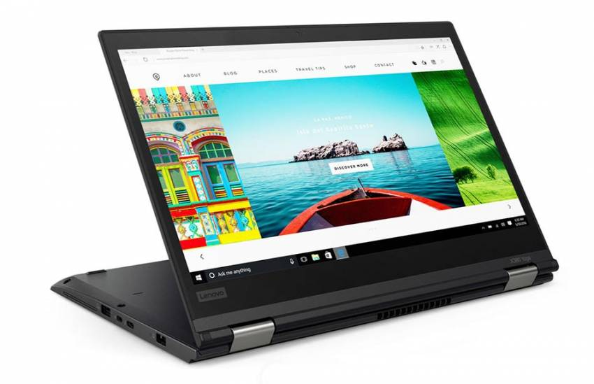 Lenovo ThinkPad X380 Yoga: Thinkpad koji radi jogu!