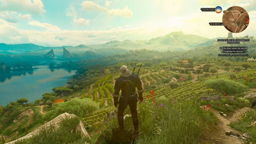 IGRALI SMO: The Witcher 3: Blood and Wine
