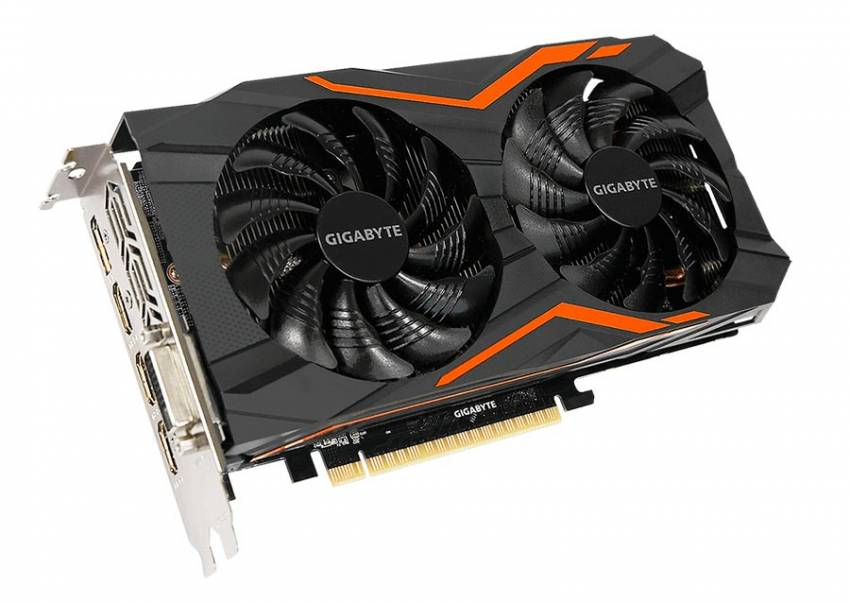 Gigabyte GeForce GTX 1050 Ti G1 Gaming