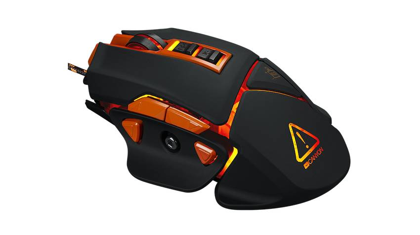 CANYON Gaming Mouse Hazard CND-SGM6N