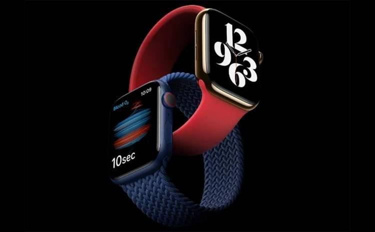 Apple predstavio novi pametni sat – Apple Watch Series 6