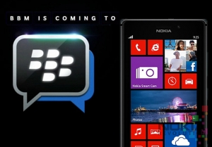 Dolazi BBM za Windows Phone