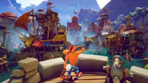 IGRALI SMO: Crash Bandicoot 4: It's About Time