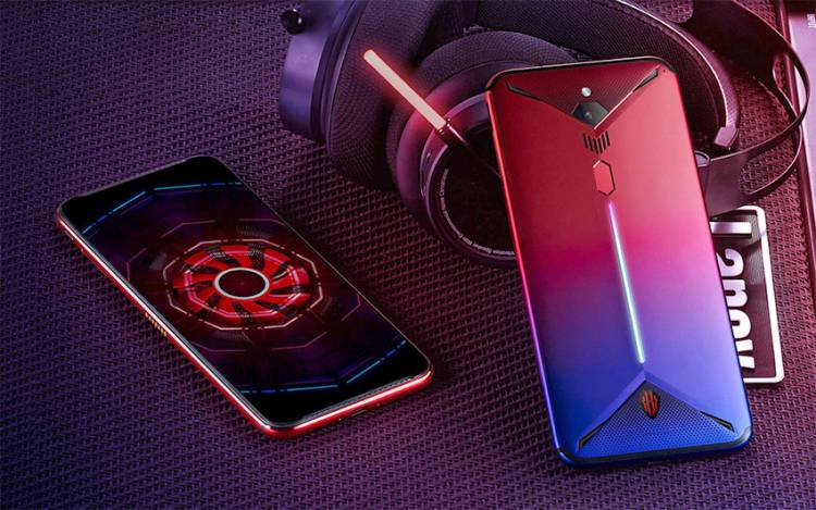 Nubia Red Magic 3 telefon za igrače sa ugrađenim hladnjakom