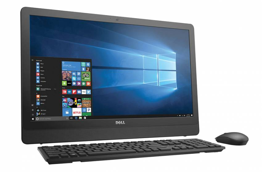 Dell Inspiron 3464 AiO: jednostavno All in One