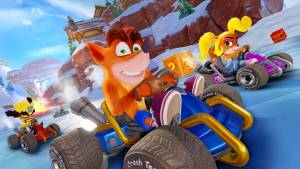 IGRALI SMO: Crash Team Racing Nitro-Fueled