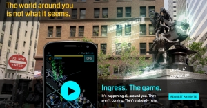 Google Ingress sada i na iOS-u