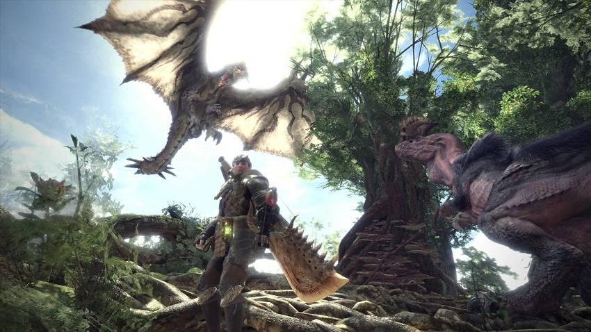 IGRALI SMO: Monster Hunter: World