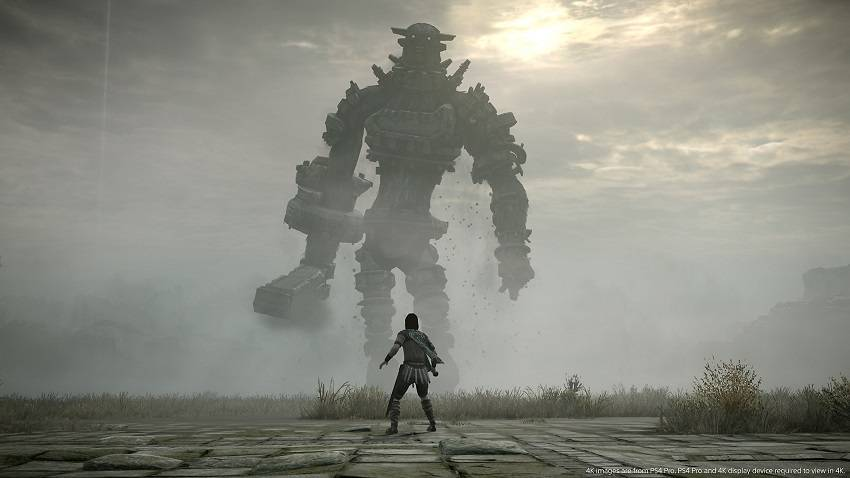 RECENZIJA: Shadow of the Colossus