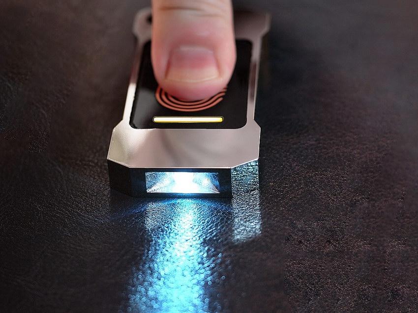 TEHNOLOGIJE: Lumen – džepna baterijska lampa koja se napaja toplotom vašeg tijela