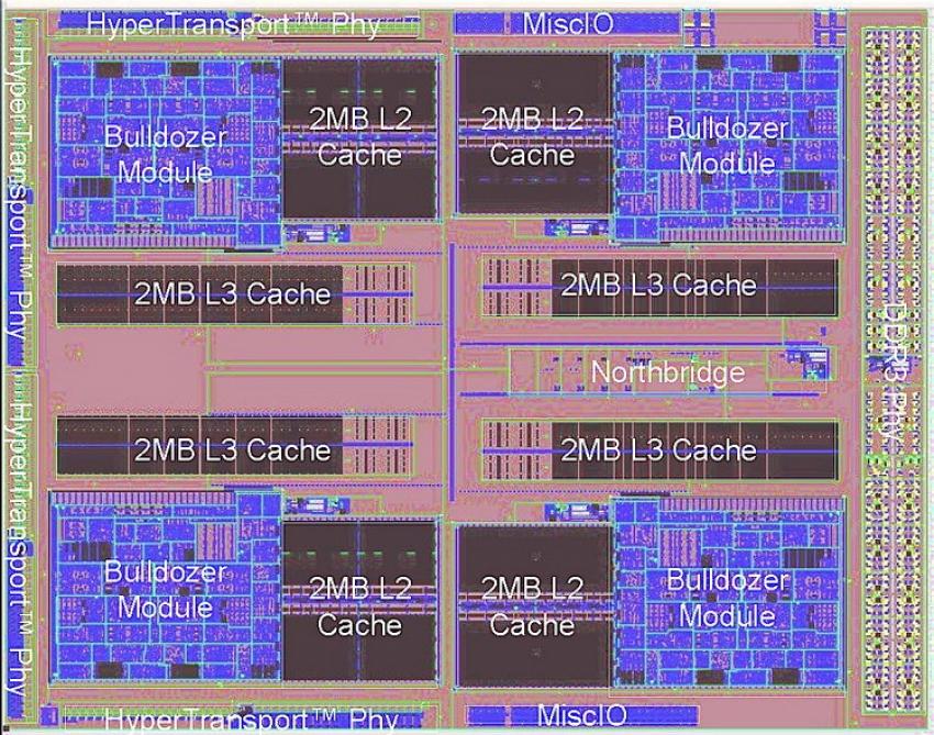"""Tužba protiv AMD-a zbog """"lažnog reklamiranja"""" Bulldozer procesora"""