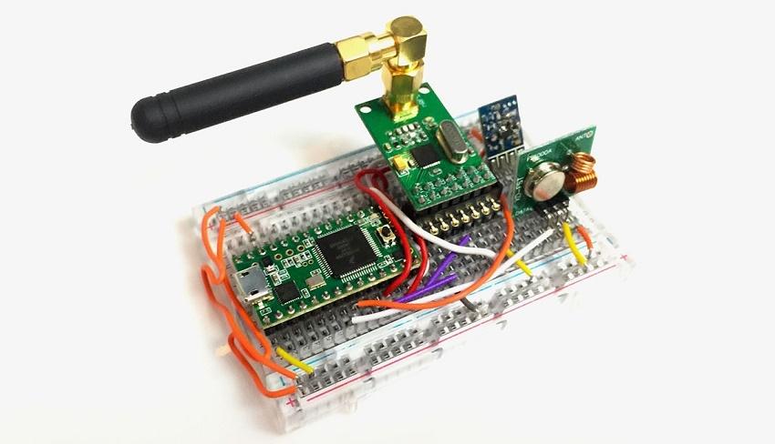Rolljam - jeftini uređaj koji otključava većinu elektronskih brava za automobile i garaže