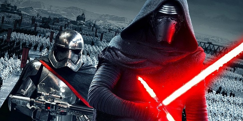 GLEDALI SMO: Star Wars: The Force Awakens