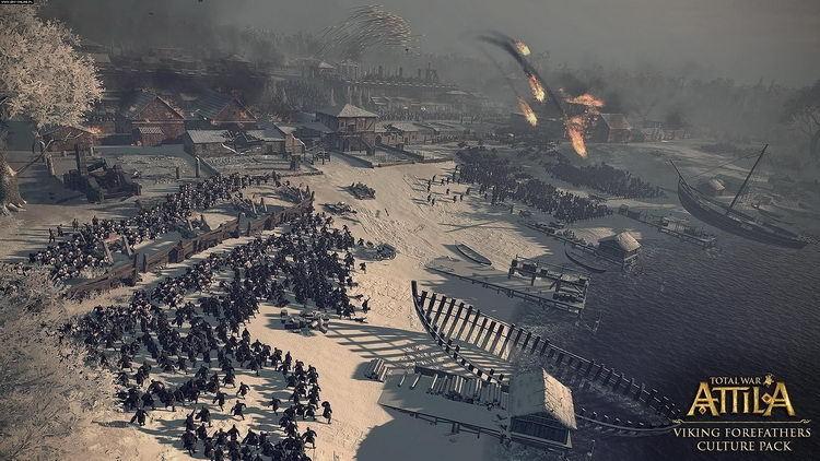 Upravljanje vojskom u Total War: Attili – novi video