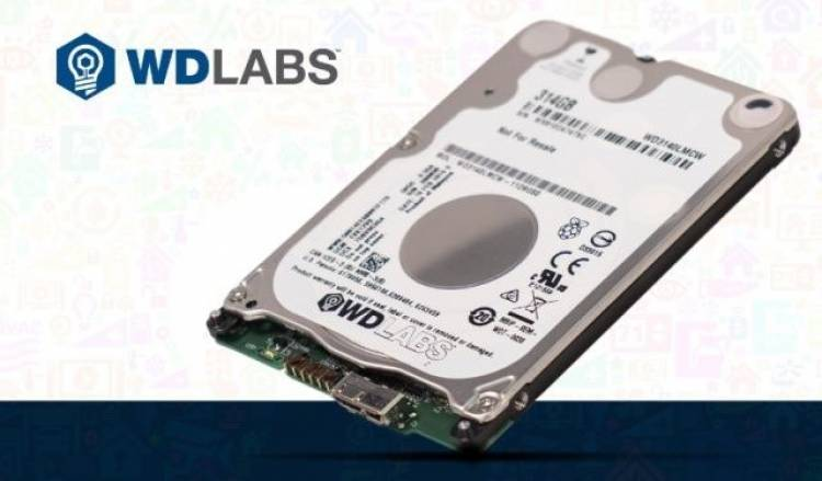Western Digital lansirao 314GB hard disk za Raspberry Pi